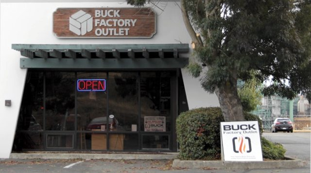 Calcomfort Buck Factory Outlet
